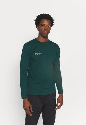 LONGSLEEVE MEN - Långärmad tröja - dark teal