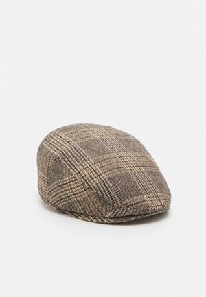 KNOWLE FLATCAP - Hatt - brown