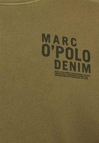 Marc O'Polo DENIM - Sweatshirt - fresh olive - 4