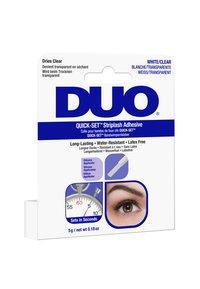 DUO - DUO QUICK SET STRIPLASH ADHESIVE SILICONE APPLICATOR - False eyelashes - clear - 1