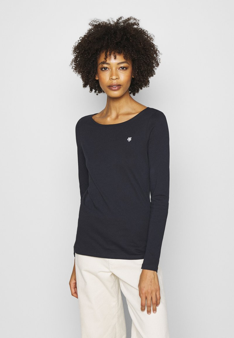 Marc O'Polo - Long sleeved top - manic midnight