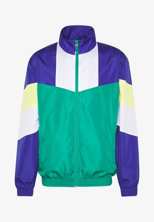 ONSNIGHT BLOCK OVERSIZE TRACK - Summer jacket - greenlake