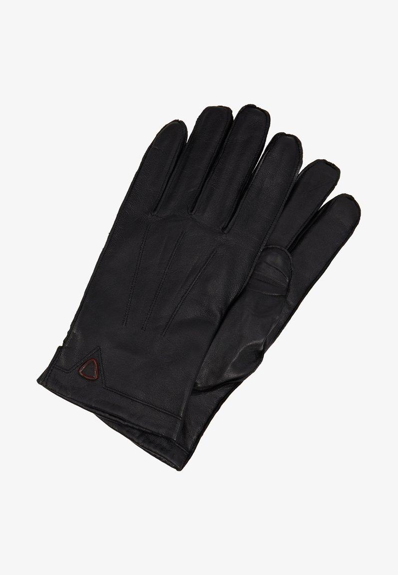 Strellson - GLOVES - Rękawiczki pięciopalcowe - black