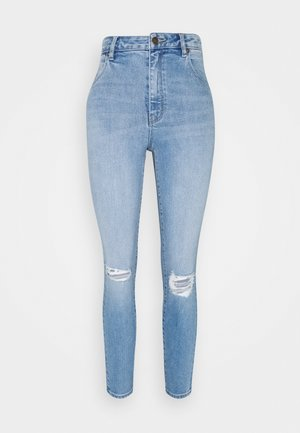 EASTCOAST ANKLE - Jeans Skinny Fit - ocean worn