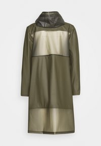 Ilse Jacobsen - TRUE RAINCOAT - Waterproof jacket - army - 1