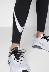 Nike Sportswear - Leggings - black/white - 5