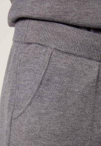 Morgan - HOSEN - Leggings - Trousers - mottled grey - 4