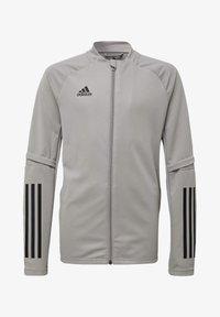 adidas Performance - CONDIVO 20 TRAINING TRACK TOP - Training jacket - grey - 0