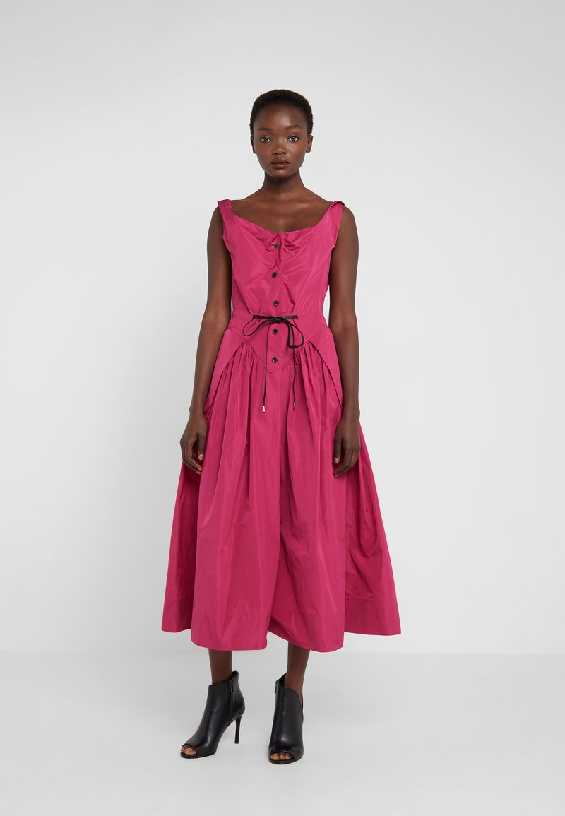 Vivienne Westwood Anglomania - NEW SATURDAY DRESS - Maxi dress - fuschia