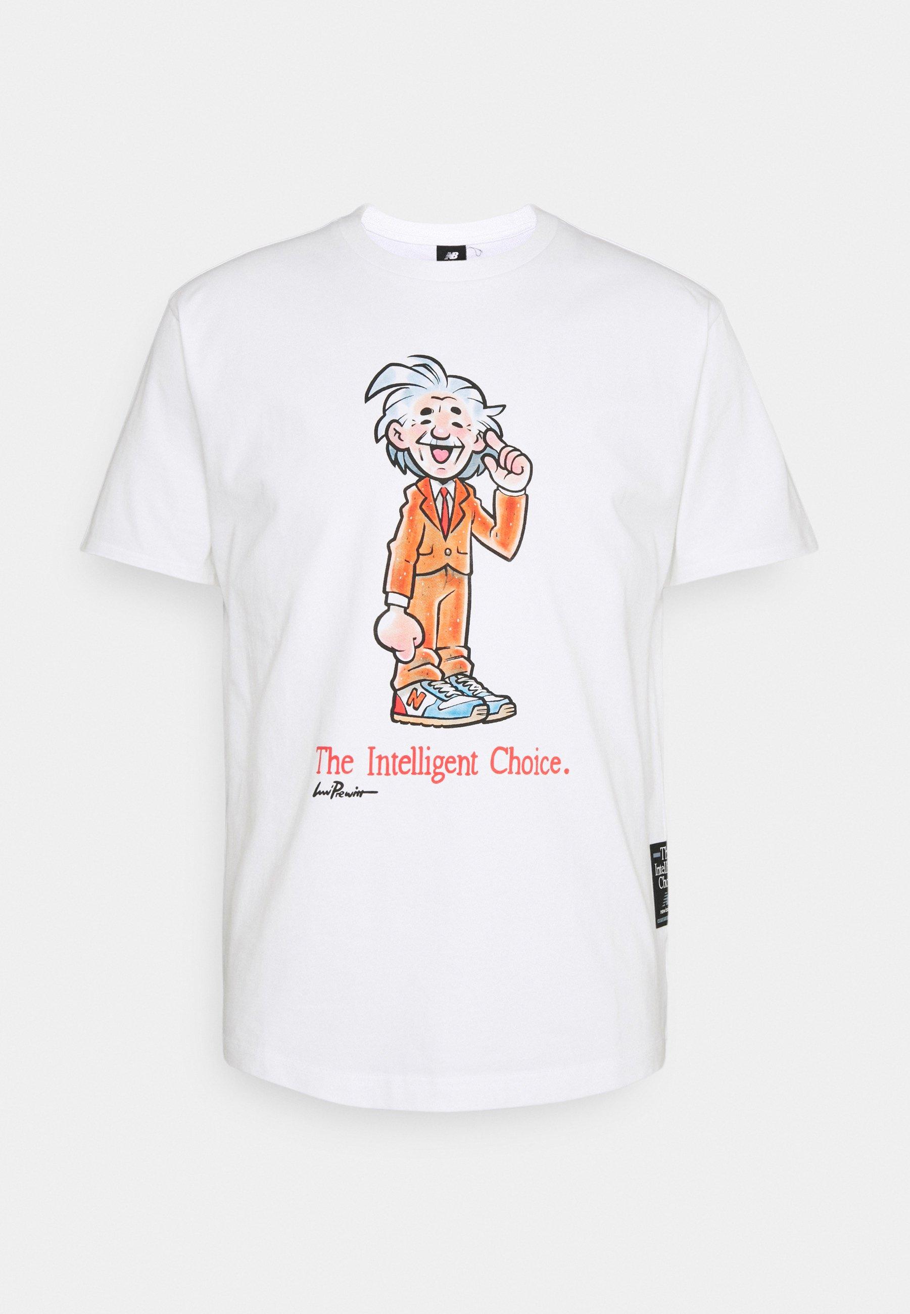 Herren ATHLETICS LEVITZO SCIENTIST TEE - T-Shirt print