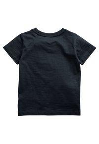 Next - SHORT SLEEVE - Basic T-shirt - dark blue - 1