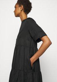 Claudie Pierlot - RIGOLE - Day dress - noir - 4