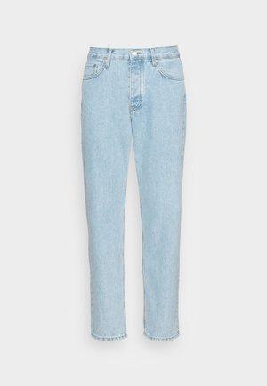 BARREL CROPPED TROUSER - Jeans straight leg - splendid blue