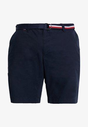BROOKLYN BELT - Shorts - blue