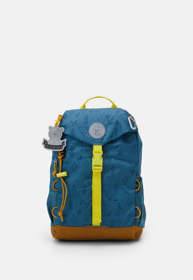 MINI BACKPACK ADVENTURE UNISEX - Rugzak - blue