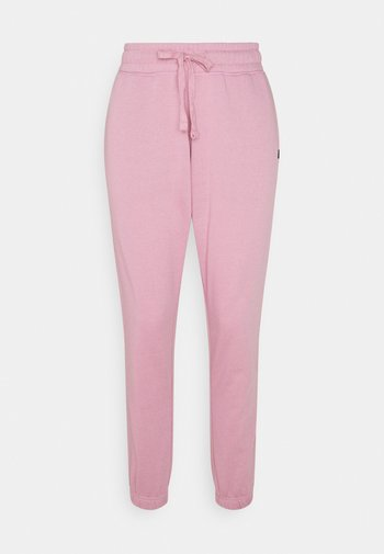 LIFESTYLE GYM TRACKPANT - Tracksuit bottoms - orchid smoke