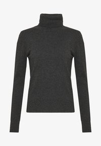 pure cashmere - TURTLENECK - Svetr - graphite - 4