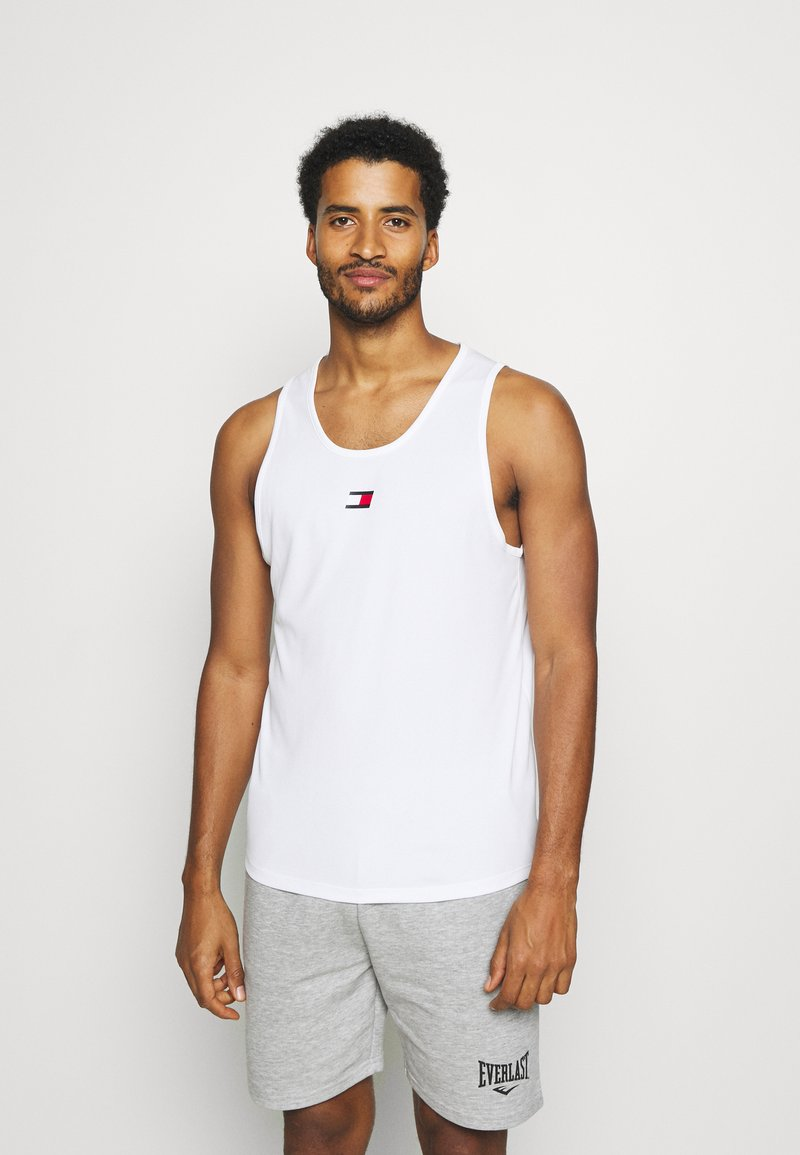 Tommy Hilfiger - TRAINING  - Top - white
