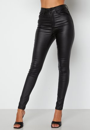 BIANCA - Trousers - black