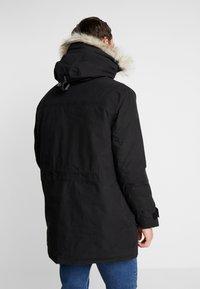 Timberland - NORDIC EDGE EXPEDITION - Zimní kabát - black - 2