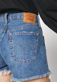 Levi's® - 501® ORIGINAL - Szorty jeansowe - athens mid short - 4