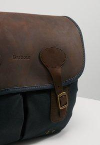 Barbour - TARRAS - Across body bag - navy - 6