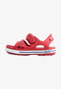 Crocs - CROCBAND II  - Sandalias de senderismo - pepper/blue jean - 0