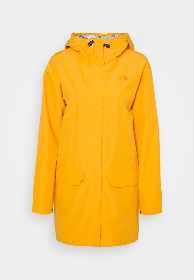 LIBERTY WOODMONT RAIN JACKET - Impermeabile - summit gold