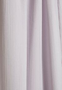 NA-KD - PUFF SLEEVE SLIT MAXI DRESS - Occasion wear - purple - 2