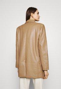 River Island - Short coat - camel - 2