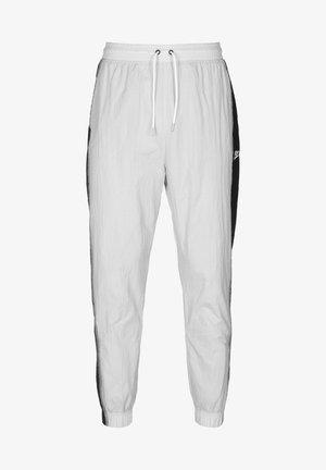 Pantaloni sportivi - grey fog/black/white