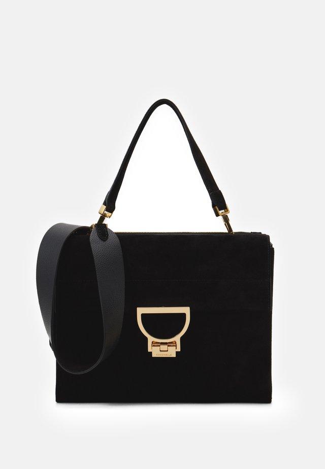 ARLETTIS MED SHOULDER - Handtasche - noir