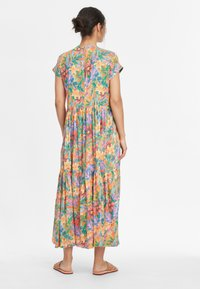 O'Neill - Maxi dress - yellow with red - 2