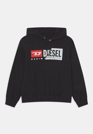 OVER UNISEX - Sweatshirt - nero