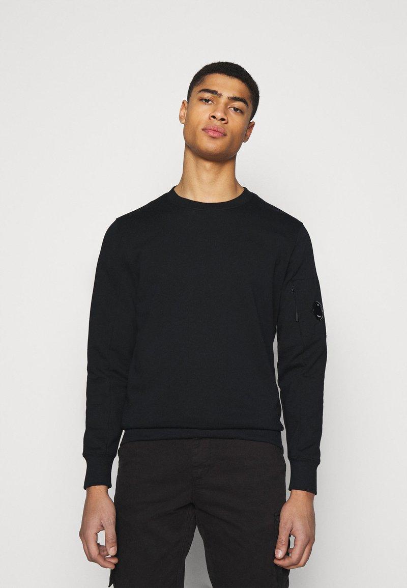 C.P. Company - CREW NECK - Sweatshirt - black