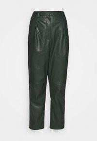 EDITED - MARJELLA TROUSERS - Trousers - grün - 3