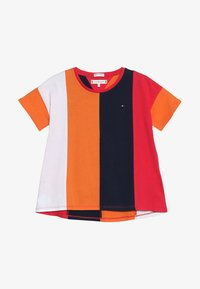 Tommy Hilfiger - COLOR BLOCK PANEL TEE  - T-shirt imprimé - multi - 2