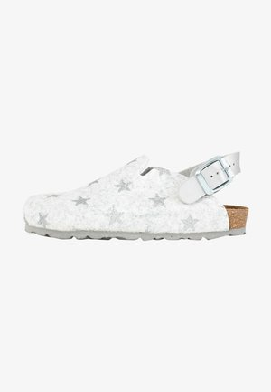 NOMA  - Slippers - silver