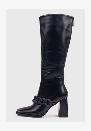 PARIS  - Stivali alti - black
