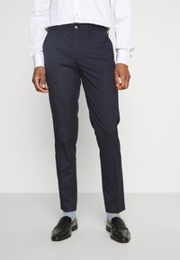 Selected Homme - SLHSLIM MAZELOGAN SUIT - Traje - navy - 4