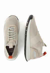 BOSS - Trainers - light beige - 3