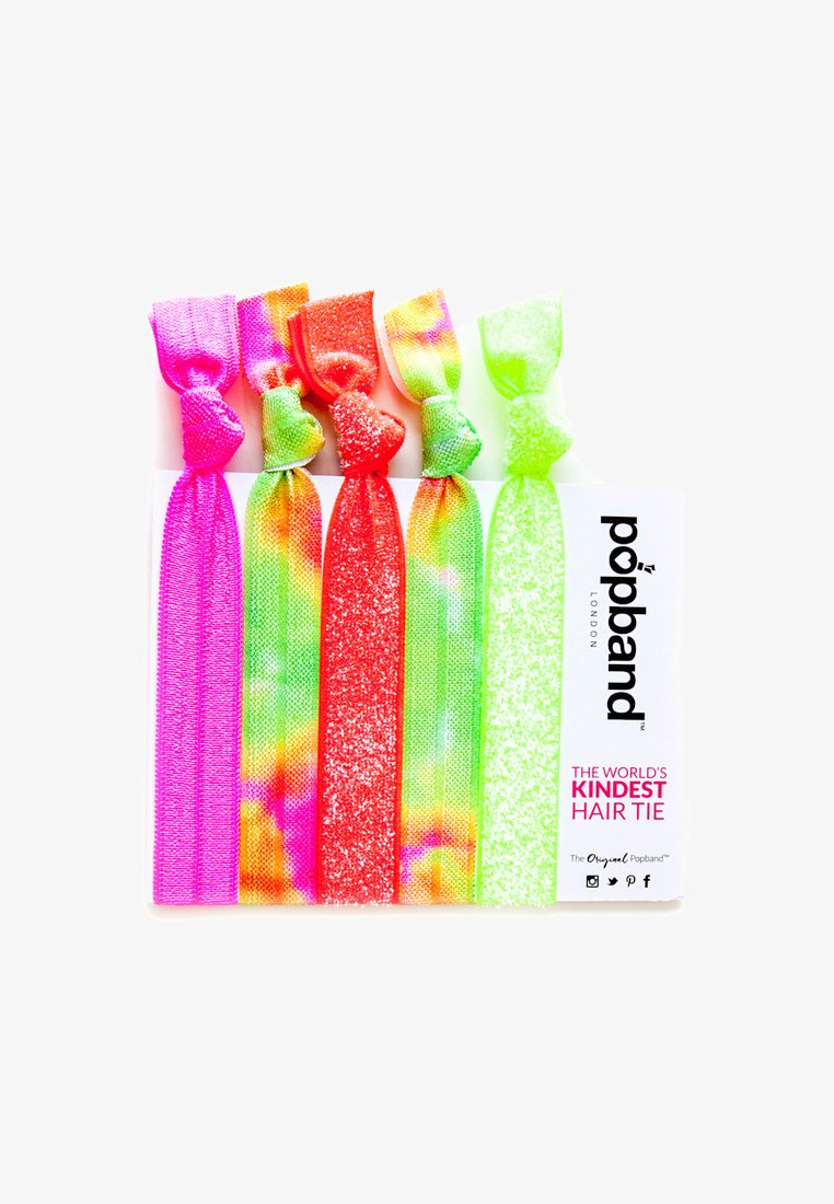 Popband - HAIRTIES MULTIPACK - Hair styling accessory - fruit burst