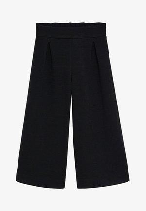 MARNE - Kalhoty - černá