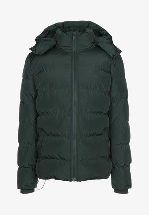 Winter jacket - bottlegreen