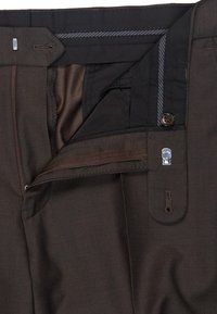 Carl Gross - Suit trousers - brown - 2