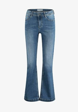 COCO  - Flared Jeans - stone used