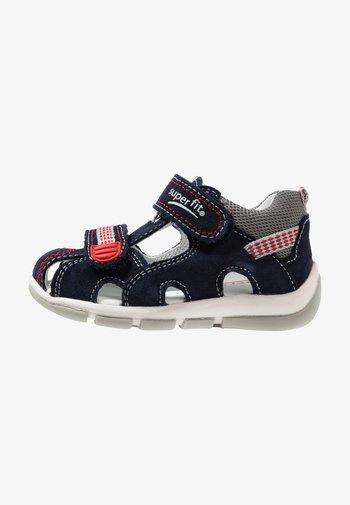 FREDDY - Baby shoes - ocean