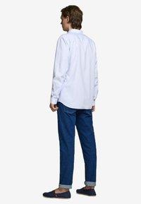 Jack & Jones PREMIUM - JPRVICTOR SLIM FIT - Shirt - cashmere blue - 2