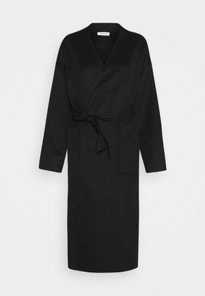 SYDNEY COAT - Classic coat - schwarz