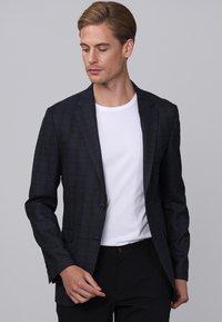 Basics and More - Blazer jacket - navy - 3